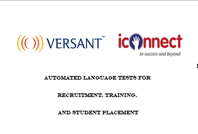 Versant English Placement Test